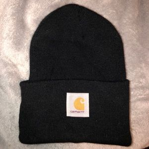 Black Carhartt Hat